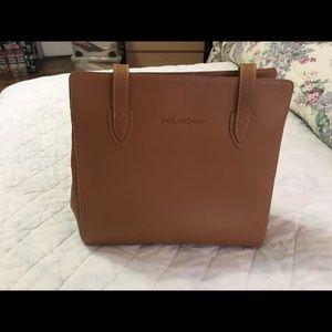 Butterscotch Brown Shoulder Bag